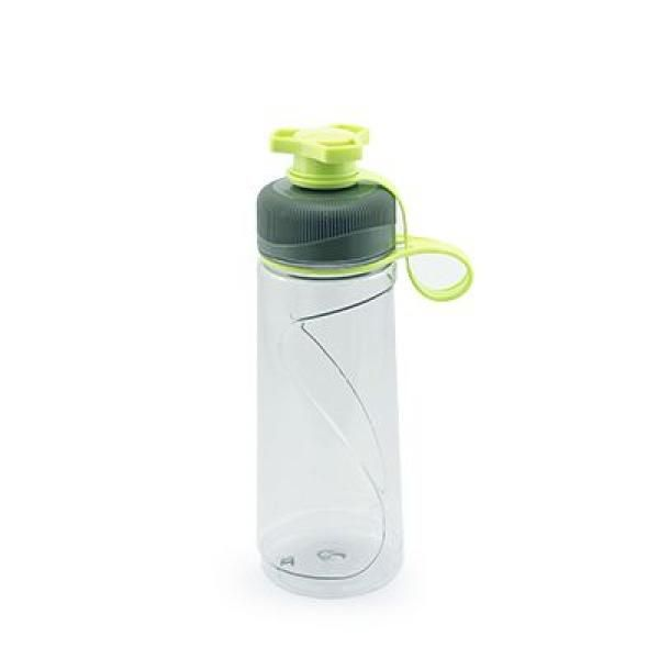 Elita PS Water Bottle with Handle Household Products Drinkwares Best Deals CLEARANCE SALE HDB1018GRN[1]